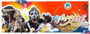 Carnevale 2020 Santa Maria isola di Sal Capo Verde