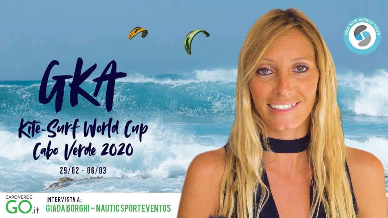 intervista a giada borghi di nautic sport eventos