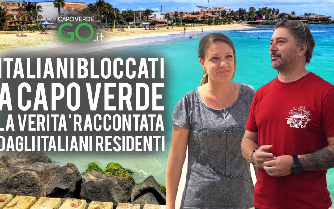 Italiani bloccati a Capo Verde – La verità raccontata dagli italiani residenti   GUARDA IL VIDEO