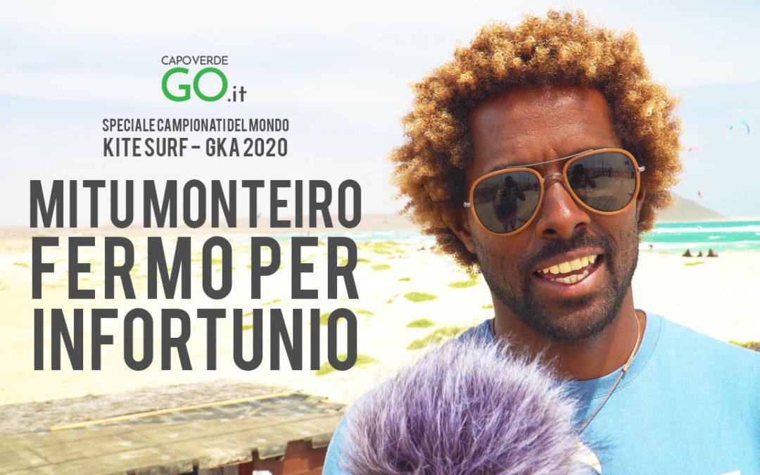 UFFICIALE: Mitu Monteiro non parteciperà ai Campionati del Mondo di Kite Surf a Cabo Verde   GUARDA IL VIDEO
