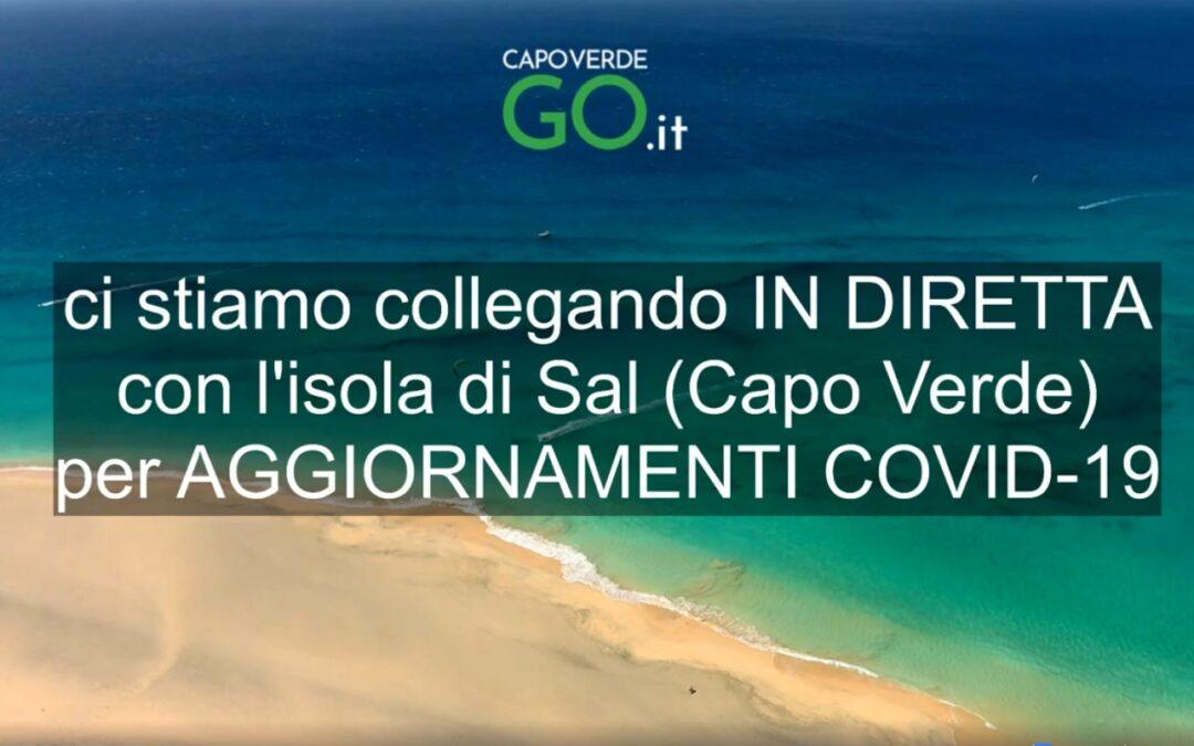 Capo Verde pronta a ricevere turisti post covid-19 | DIRETTA