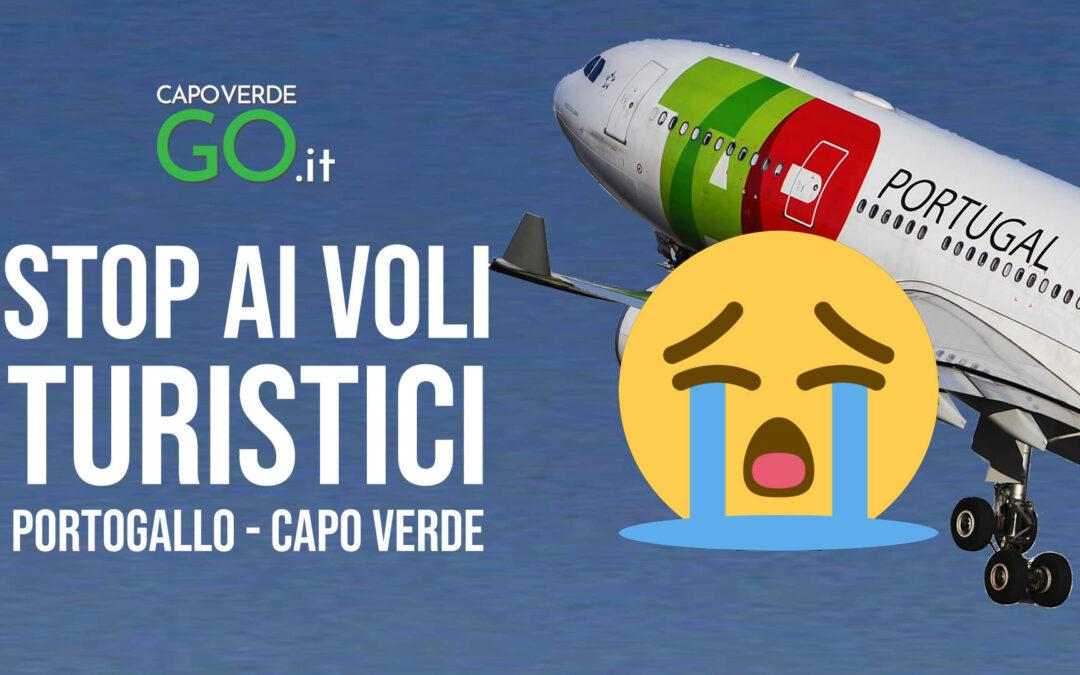 STOP ai voli turstici Portogallo – Capo Verde fino al 30/11/2020 :(