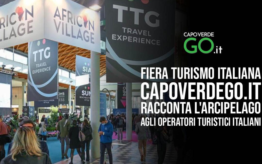 Fiera turismo TTG Rimini, capoverdeGO.it racconta l'arcipelago agli operatori turistici italiani | GUARDA IL VIDEO